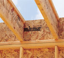 LPI-Joists with rimboard