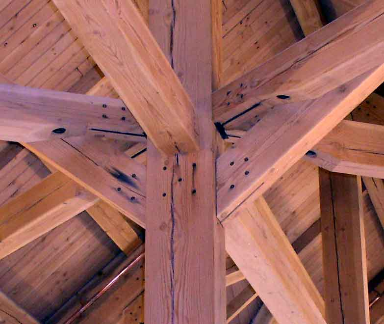 Wood Connection Hardware : Structural wood corporation steel hardware